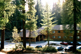 John Muir Lodge, Photo by Terri Brown