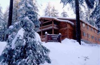 John Muir Lodge Winter